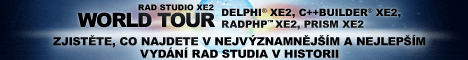 RAD Studio World tour