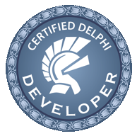 Delphi Certified Developer