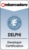 Delphi Certification Program