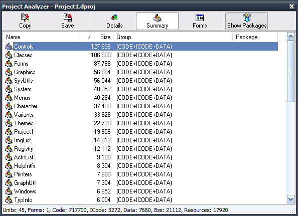 JCL Project Analyzer