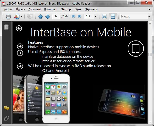 Interbase Mobile