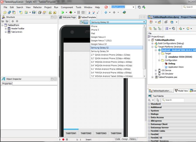 Delphi cz | Delphi XE5 s podporou pro Android - první pohled